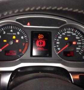 Приборная панель Audi A6 C6 4F