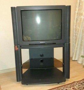 Телевизор Soni super trinitron