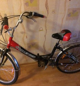 Велосипед Challenger Ideal