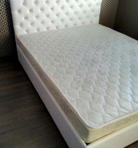 Новая кровать 160*200 с ортопедическим основанием