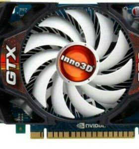 Inno3D GeForce GTX550Ti 1GB 192-bit gddr5