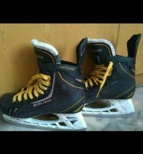 Коньки хоккейные bauer one 5 размер 41,5