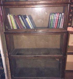 Книжный шкаф- полки