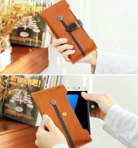 Floveme Универсальный Чехол-бумажник