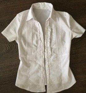 Блузка для школьницы. 181217