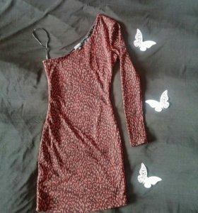 Платье футляр Bershka