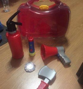 Набор пожарника elc