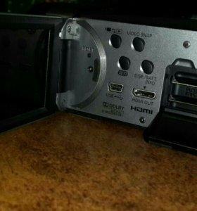 Видео-фото камера Canon