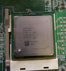 Intel Pentium 4, 3GHz/512/800