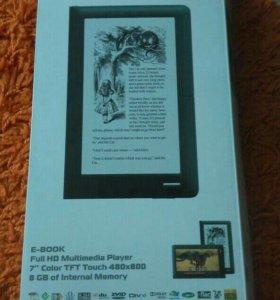 Электронная книга со nBIT HDB700touch 8Gb