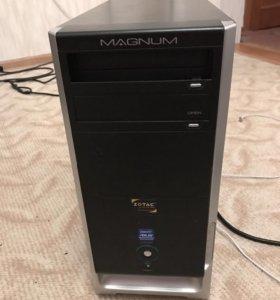 Настольный компьютер+монитор