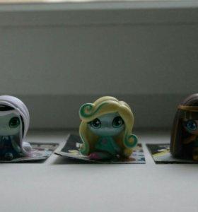 Коллекционные фигурки Monster High