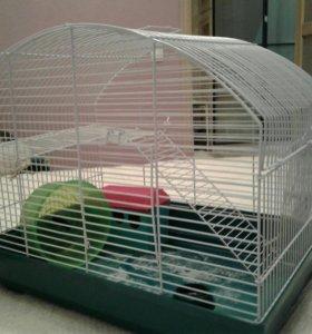 Клетка для грызунов (большая)