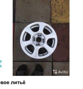 Универсальные диски литые