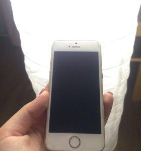 Айфон 5s Gold 16гб