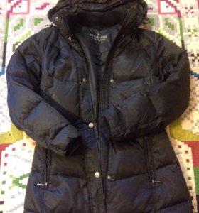 Зимнее женское пальто