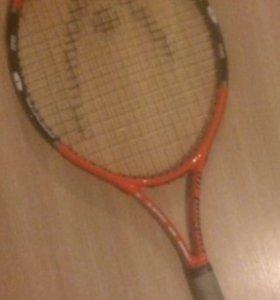 Теннисная ракетка -новая