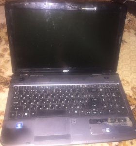 Ноутбук acer Aspire 5738zg