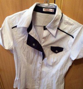 Рубашка с коротким рукавами
