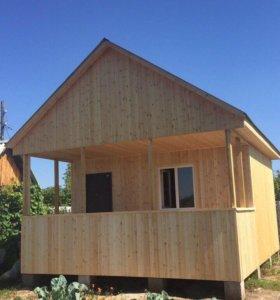 Строительство домов по низким ценам!