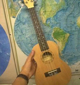 Гавайская Гитара! Укулеле фирмы Chaoyi