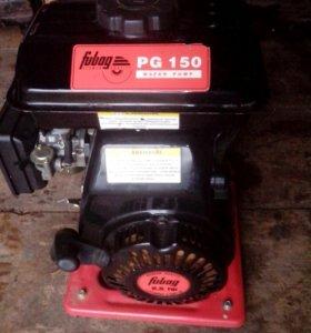 Мотопомпа Fubag PG150
