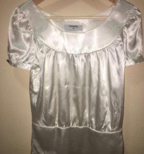 Шёлковая блузка Chanel