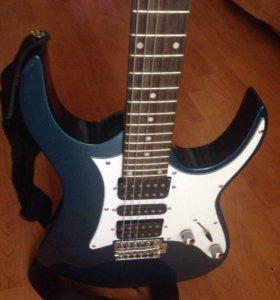 Гитара Zombie V-165 с усилителем JETamp V15G