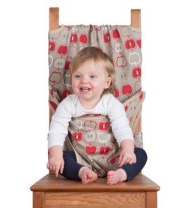 Детский стульчик дорожный