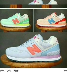 Новые NB кроссовки