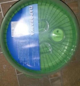 Пароварка для микроволновки