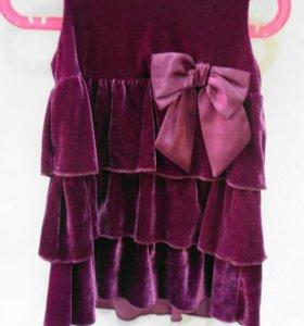Платье на 92+6