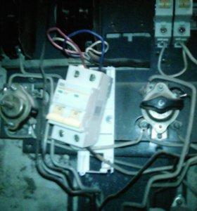 Ремонт электрики в доме и квартире