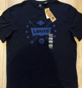 Фирменная футболка Levi's