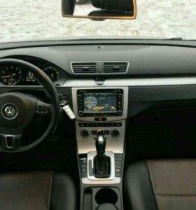 Volkswagen Passat 1.4AMT, 2012, седан