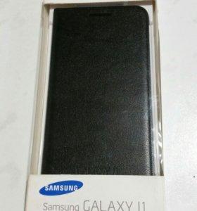 Новый чехол-книжка Samsung EF-FJ100BBEGRU