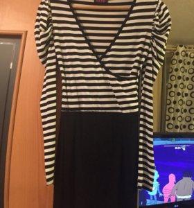 Платье 44-46размер