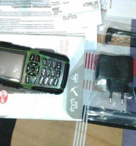 Телефон для экстремального отдыха