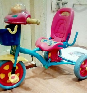 Детский велосипед Mini Strike FAMILY