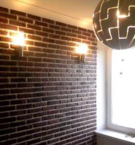 Облицовочный камень для фасадов и интерьера .