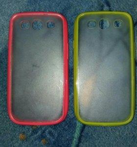 Чехлы на телефон(SAMSUNG S3