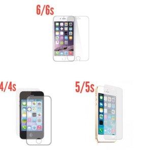 Стёкла для iPhone