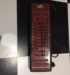 DMX-44 controller