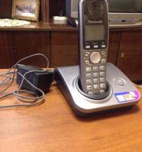 Радио телефон Panasonic KX-TGA720RU