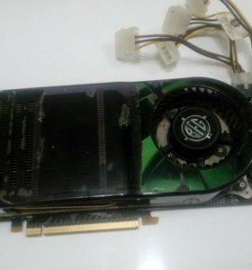 Видеокарта 8800GTX
