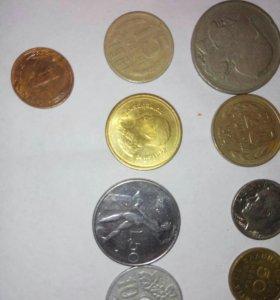 Набор монет 2