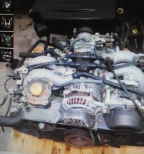Двигатель Subaru Forester 2.0 EJ20