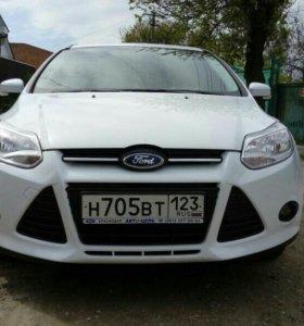 Форд фокус 2012