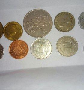 Набор монет 3