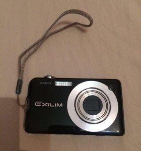 Цифровой фотоаппарат casio EX-S12